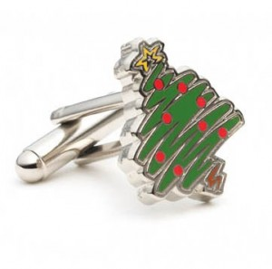 Save On All Christmas Cufflinks & More!
